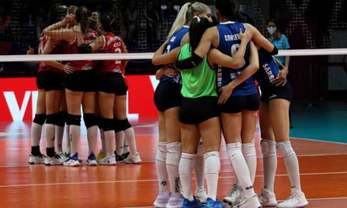 Sarıyer Belediyespor, Nilüfer Belediyespor'u 3-1 Yendi