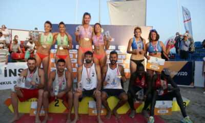 TVF Pro Beach Tour Dikili Etabı Sona Erdi