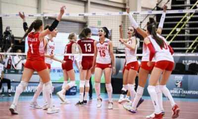 U18 Kız Milli Takımımız, Dünya Şampiyonası'nı 7. Sırada Tamamladı