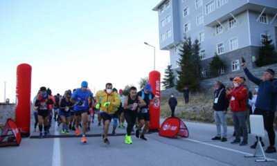 1.569 Sporcu, Eker I Run 2021'de Fark Yaratmak İçin Koştu