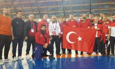 6 Madalaya Kazanan Türkiye Dünya İkincisi Oldu