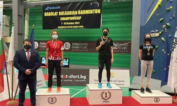 Badminton Milli Takımından 5 Madalya