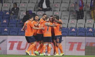 Başakşehir, Beşiktaş'ı Mağlup Etti