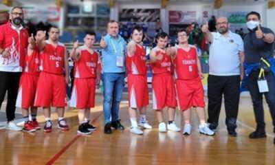 Basketbol Milli Takımı Avrupa İkincisi