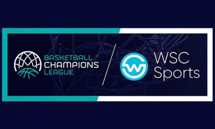 Basketbol Şampiyonlar Ligi ve WSC Sports, Ortaklığını 2024'e Kadar Uzattı