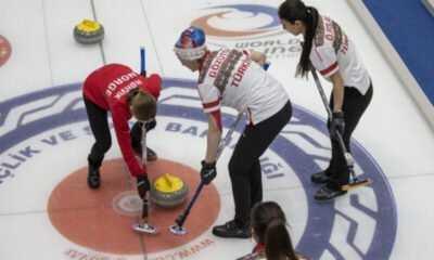 Curling Kadın Milli Takımı, Norveç'e Mağlup Oldu