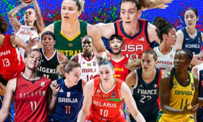 FIBA Kadınlar Basketbol Dünya Kupası 2022 Eleme Turnuvası'na Katılacak Takımlar Belli Oldu