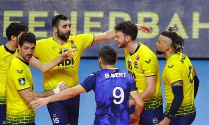 Fenerbahçe HDI Sigorta Evinde Galip