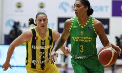 Fenerbahçe Safiport, Sopron Basket'i Yendi