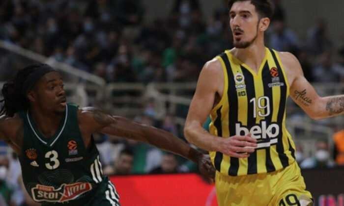 Fenerbahçe Beko Yunanistan'da Mağlup Oldu