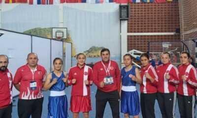 Gençler Avrupa Boks Şampiyonası'nda İki Final