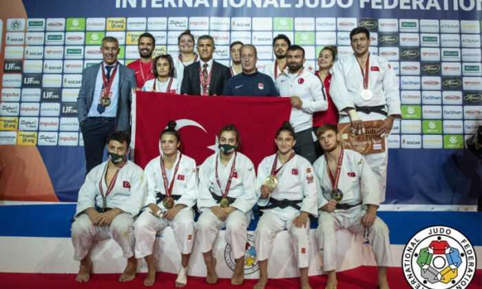 Genç Judo Milli Takım, Dünya ve Avrupa Şampiyonalarına Damga Vurdu