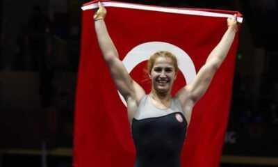 Güreşçi Buse Tosun Çavuşoğlu Dünya Şampiyonası'nda Bronz Madalya Kazandı