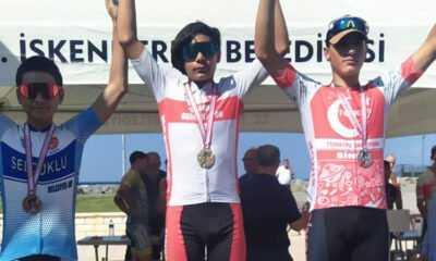 Haktan Ramazan Sayan, Bisiklet Kriteryum Türkiye Şampiyonu Oldu