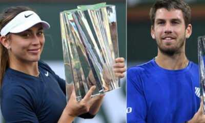 Indian Wells'te Şampiyonlar Belli Oldu