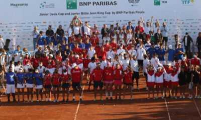Jr Billie Jean King Cup-Jr Davis Cup Finalleri'nde Şampiyonlar Belli Oldu