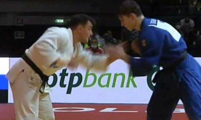 Judocu Ömer Kemal Aydın 7. oldu
