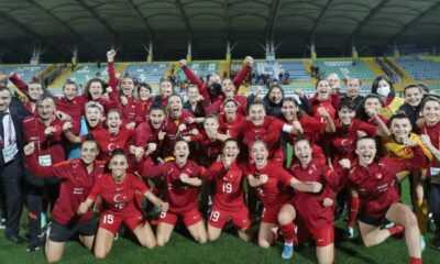 Kadın A Milli Takımı, Bulgaristan'ı 1-0 Yendi