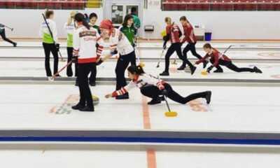 Kadın Milli Curling Takımı, Brezilya'yı Farklı Geçti