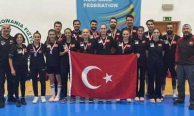 Korfbol Milli Takımı'ndan Bronz Madalya