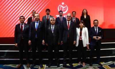 Mehmet Akif Üstündağ Yeniden TVF Başkanı Seçildi