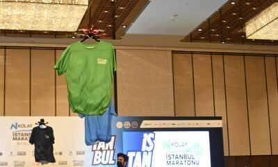 N Kolay 43. İstanbul Maratonu Basın Toplantısı Gerçekleştirildi