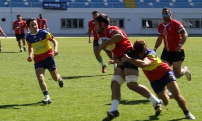 Ragbi Milli Takımı, Andorra'ya Yenildi