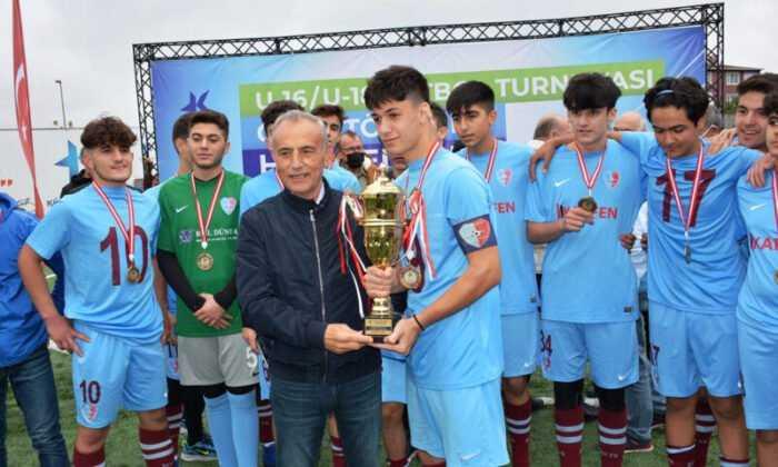 Şampiyon Trabzonspor Gençleri Oldu