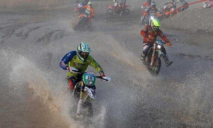 Sea To Sky Enduro Yarışları Antalya'da Başladı