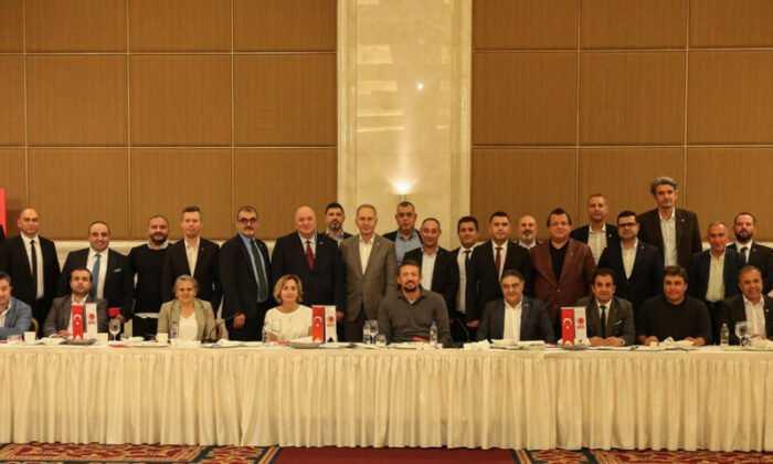 TBF Başkanı Türkoğlu, Herbalife Nutrition KBSL, TKBL ve KBBL Kulüplerinin Yetkilileriyle Bir Araya Geldi