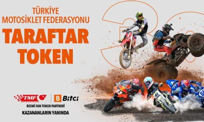TMF Token ile Motosiklet Kazanacak