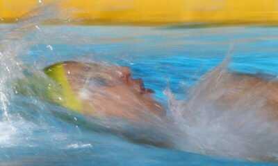 Talya Erdoğan, Sırbistan'da Comen Cup Yüzme Müsabakası'nda Birinci Oldu