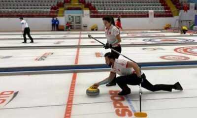 Türkiye Curling Takımı Kazakistan'ı Mağlup Etti