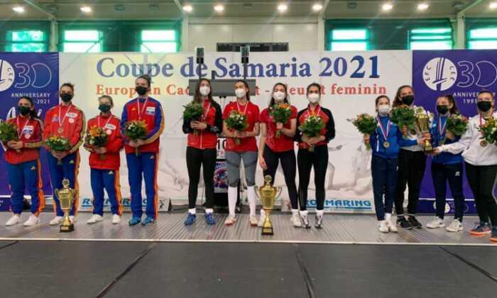 U17 Yıldızlar Circuit Turnuvası'nda İkinci Şampiyonluğumuzu Kazandık