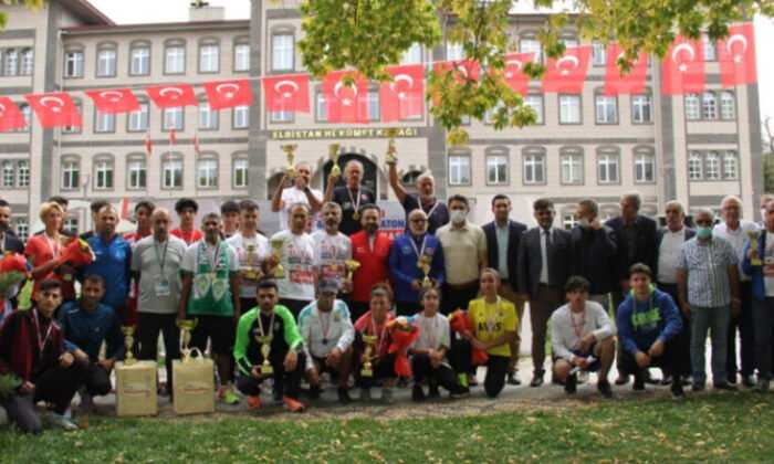 Ultra Maraton Türkiye Şampiyonları Elbistan'da Belirlendi