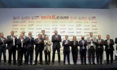 TBF ile misli.com Arasında Sponsorluk Anlaşması İmzalandı